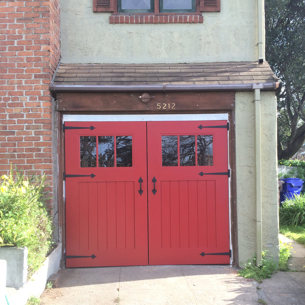 Wonderful Garage Door Done