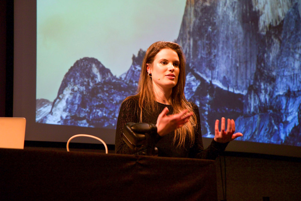 BDC's Alison Irvine presents at Arizona State University's  Digital Culture Speaker Series