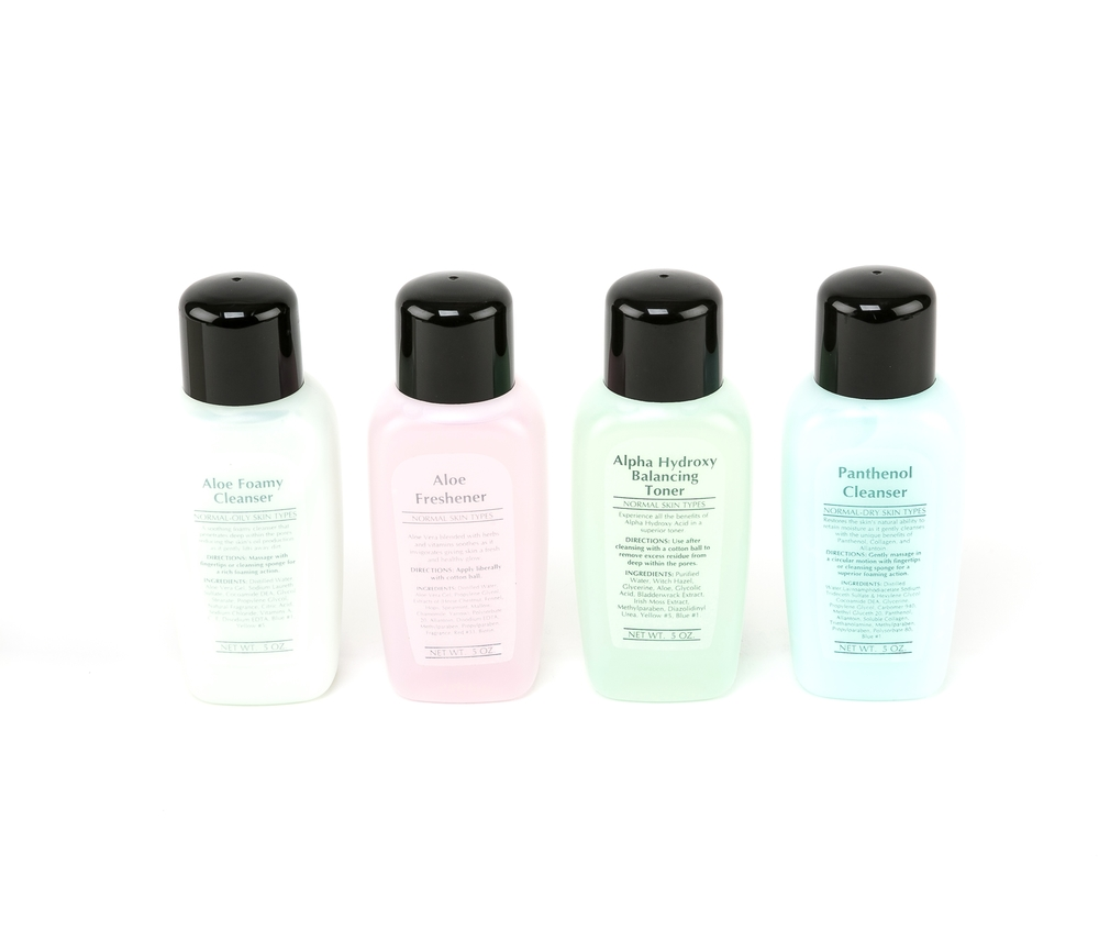 VIEW ALL CLEANSERS & TONERS