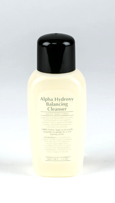 ALPHA HYDROXY BALANCING CLEANSER