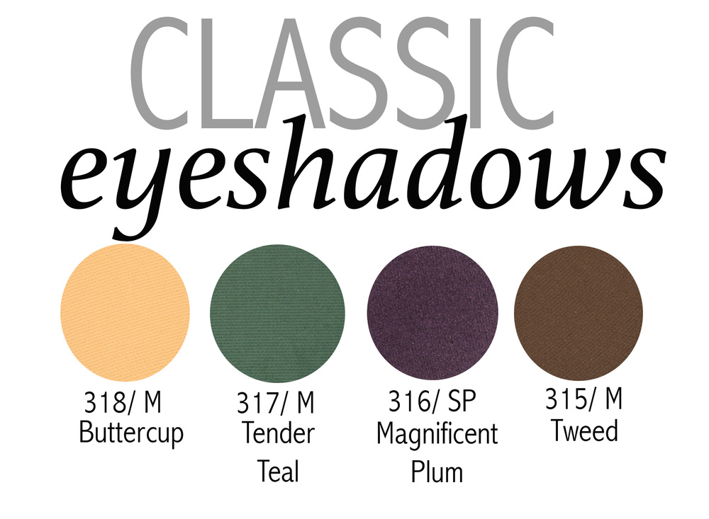 CLICK TO VIEW THE ENTIRE EYE SHADOW COLLECTION