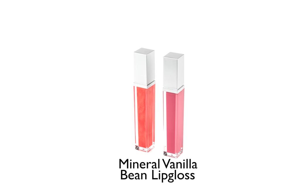 Mineral Vanilla Bean Lipgloss