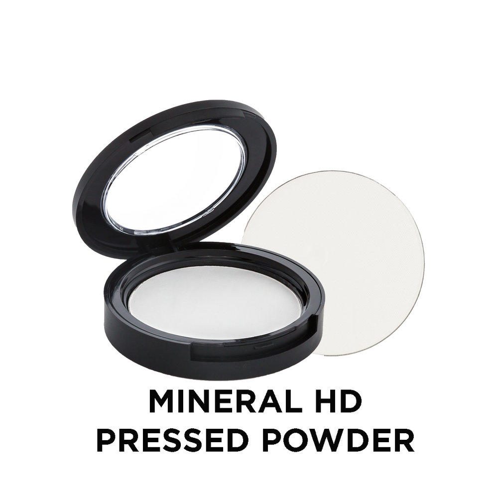 Mineral HD Pressed Setting Powder