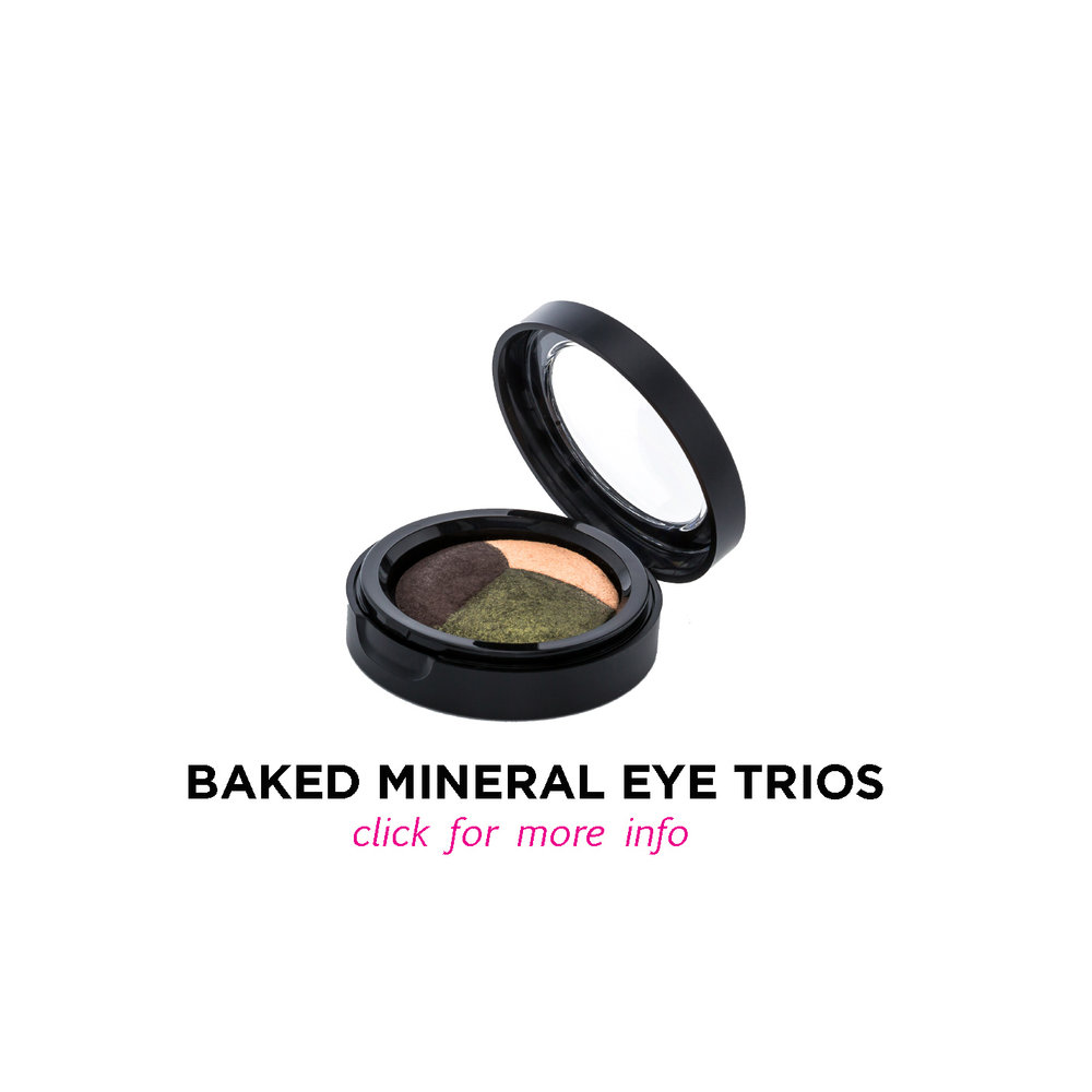 Baked Mineral Eye Trios