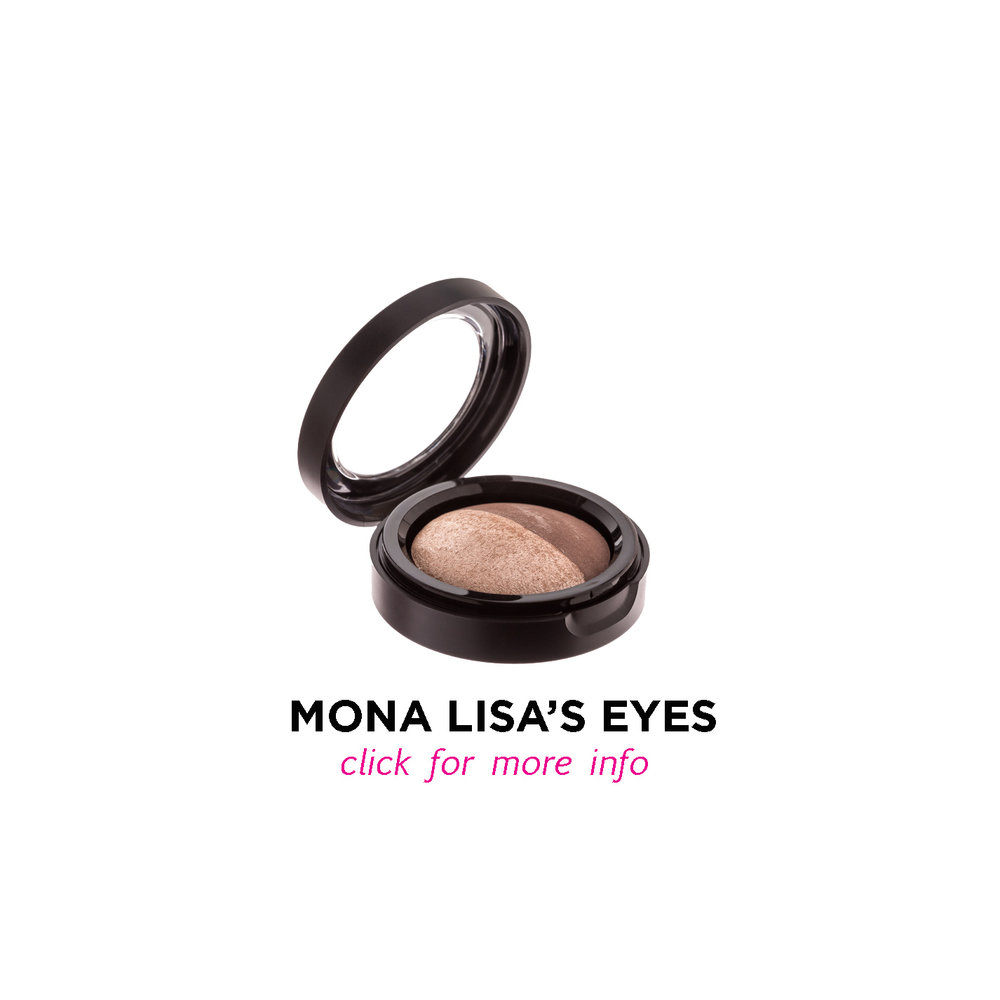 Mona Lisa's Eyes