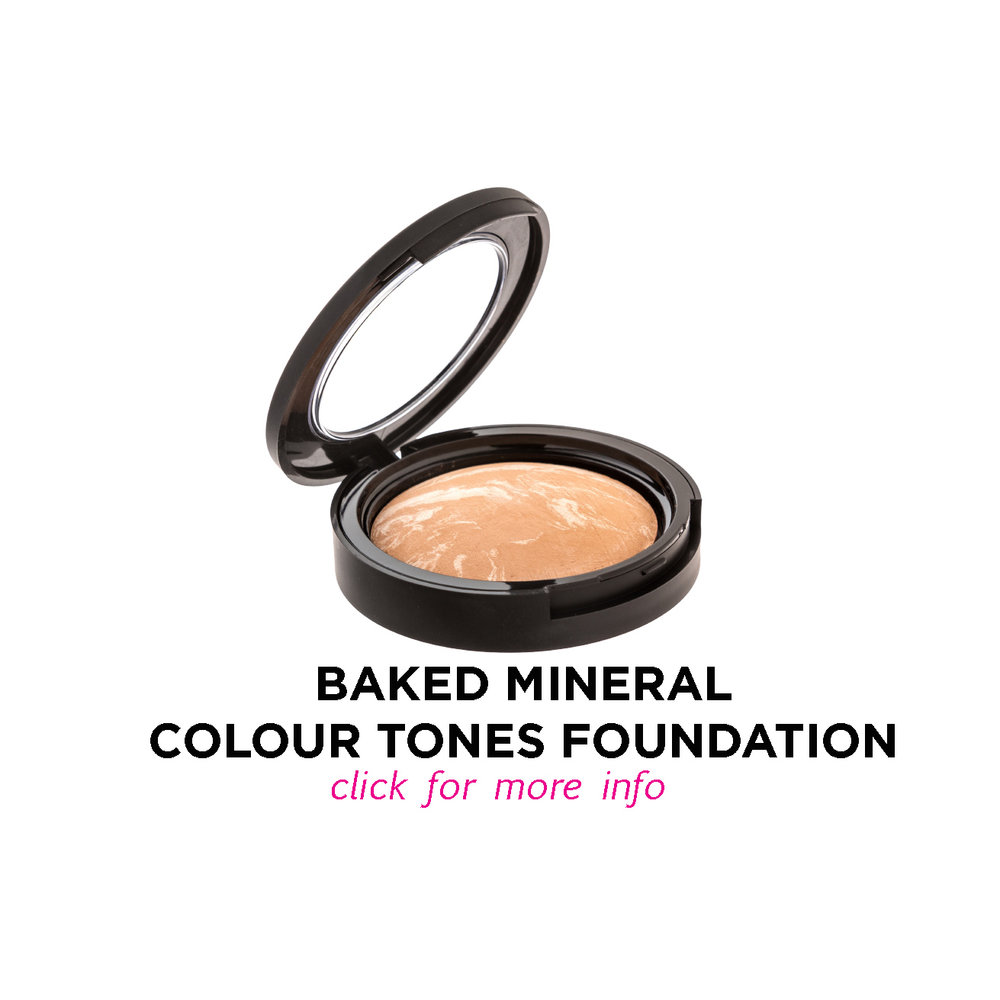 Baked Mineral Colour Tones