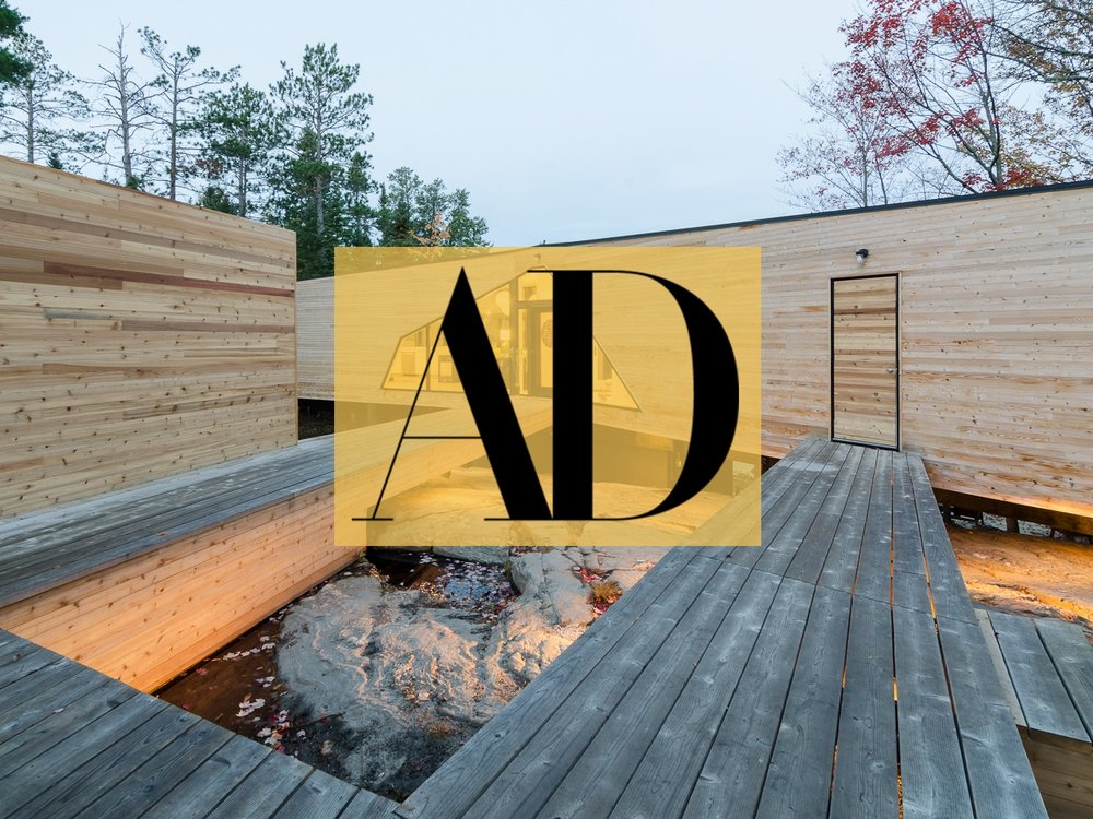 Architectural Digest - Kiss Kiss