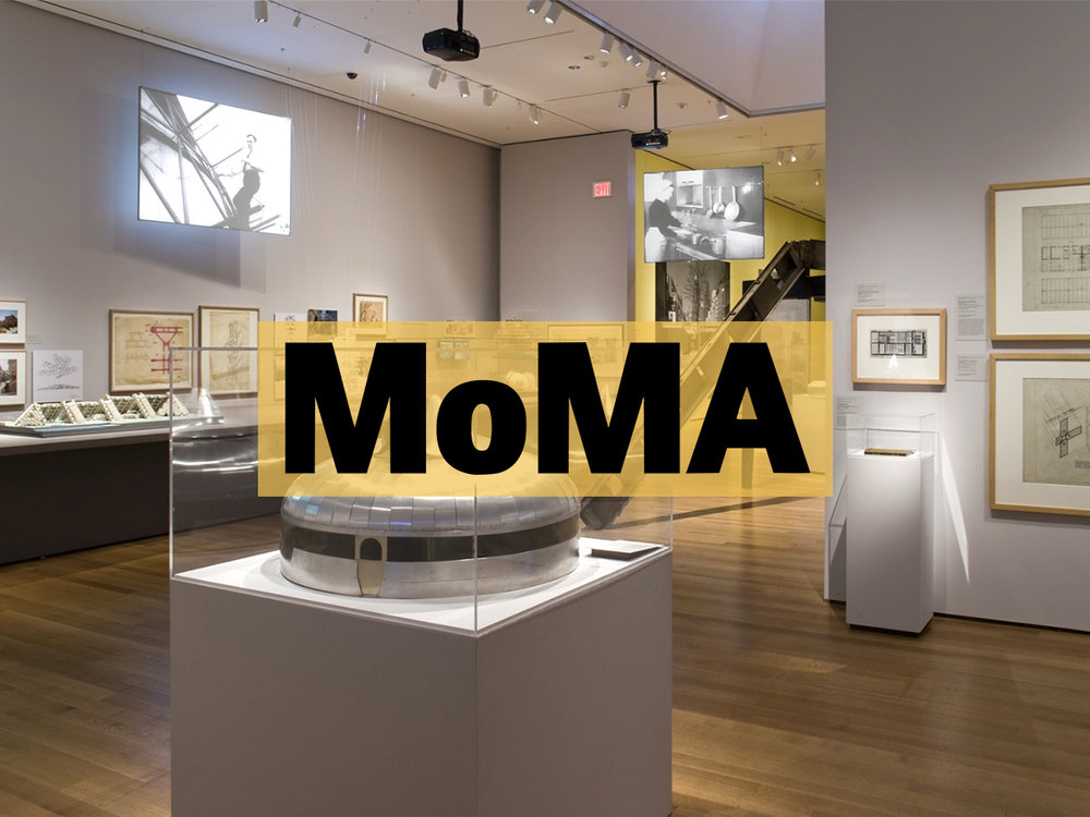 MoMA - Home Delivery