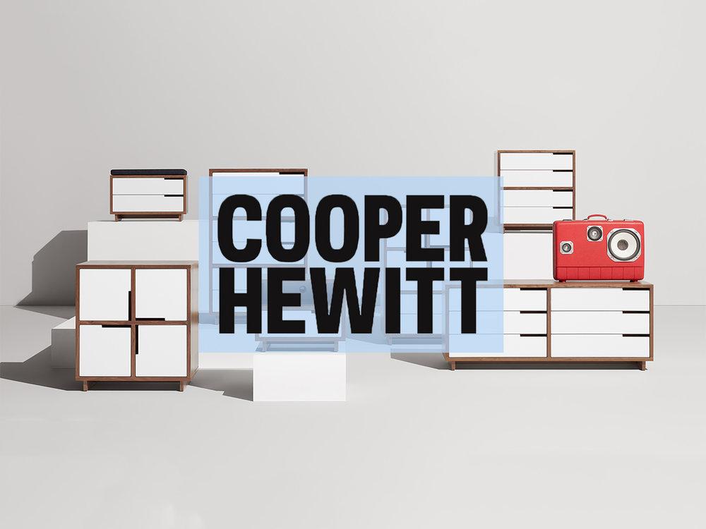 Cooper Hewitt National Design Award - Blu Dot