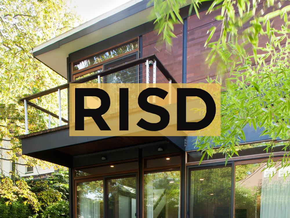 RISD - Emerging Designer Award '05