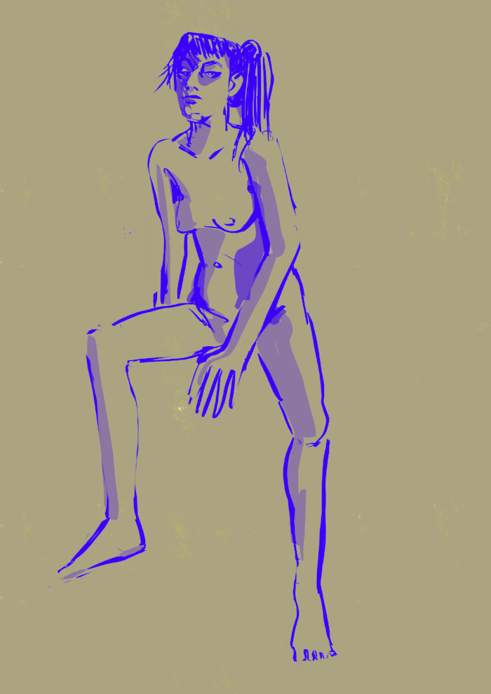 15 minute pose