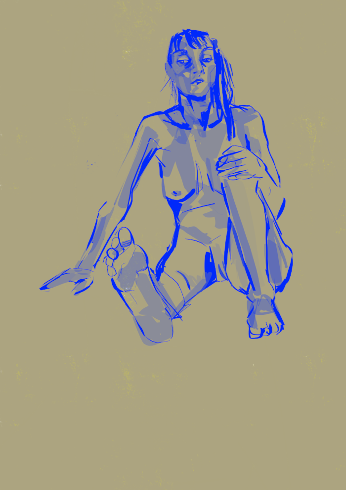 20 minute pose