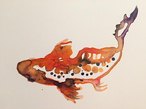 Happy Koi - art by Becky Jewell.jpg
