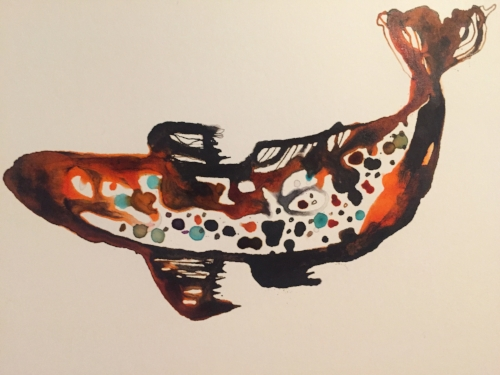Large Koi - art by Becky Jewell.jpg
