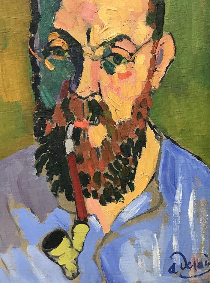 Andre Derain portrait of Matisse.jpg