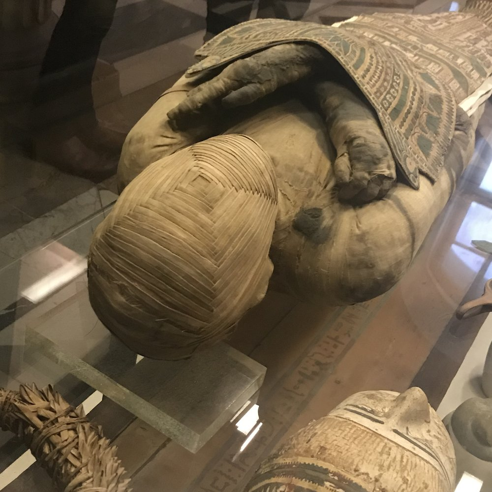 Louvre - Egypt - Mummy - Face.jpg