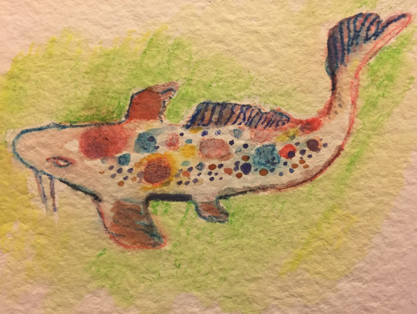 Koi Fish - Watercolor - Becky Jewell.png