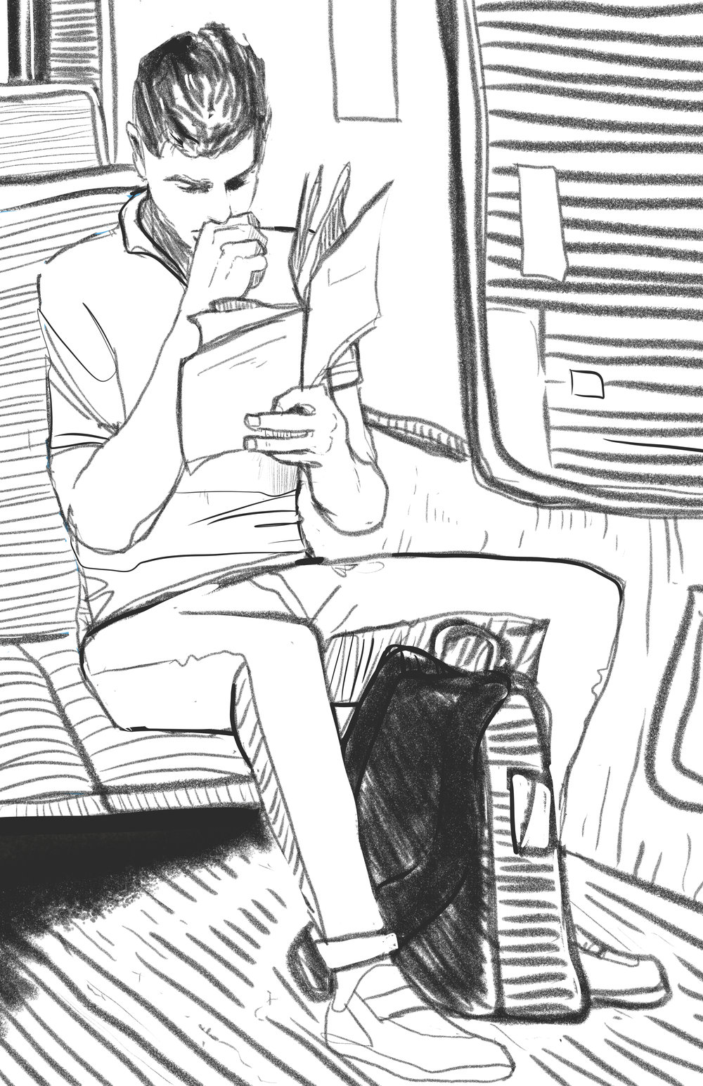 Washington DC Train Reader Becky Jewell.jpg