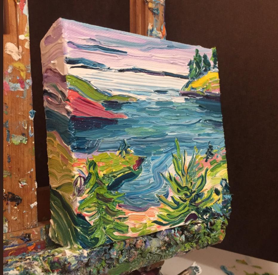 Painting Becky Jewell Quadra Island.png
