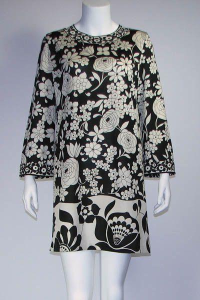 goldworm dress Vintage