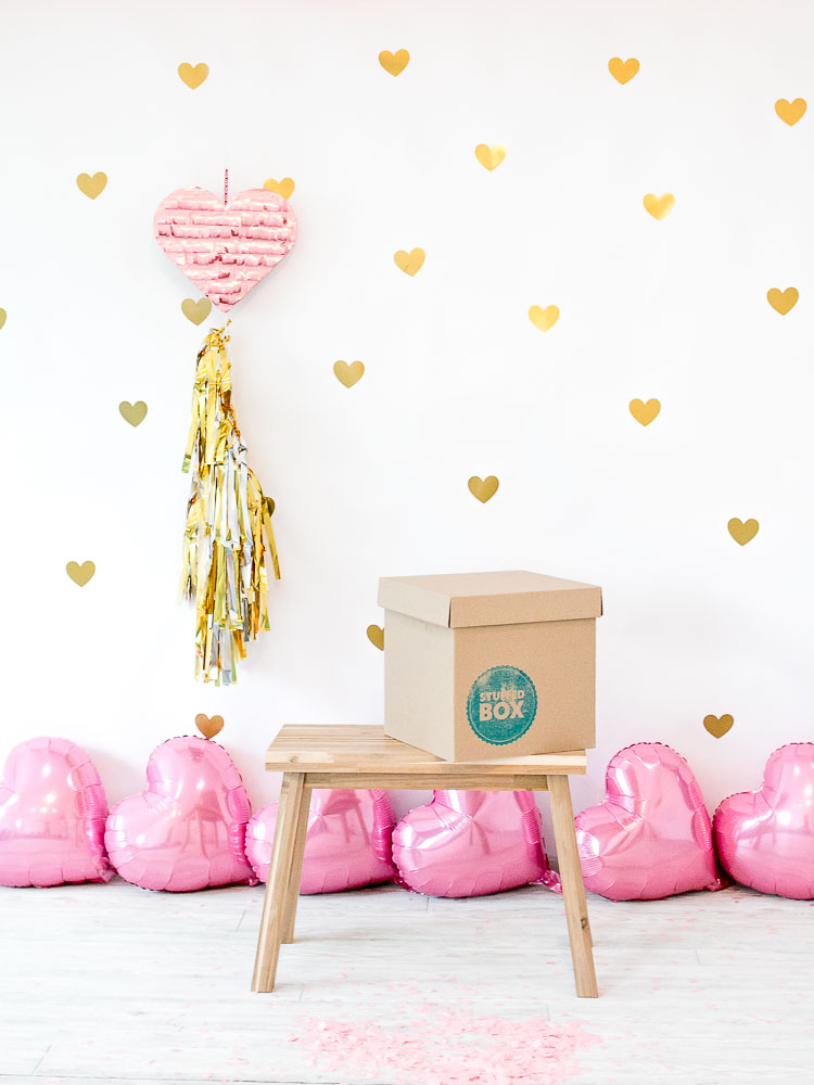 Diy Backdrop In A Box Ideal Para Regalar En San