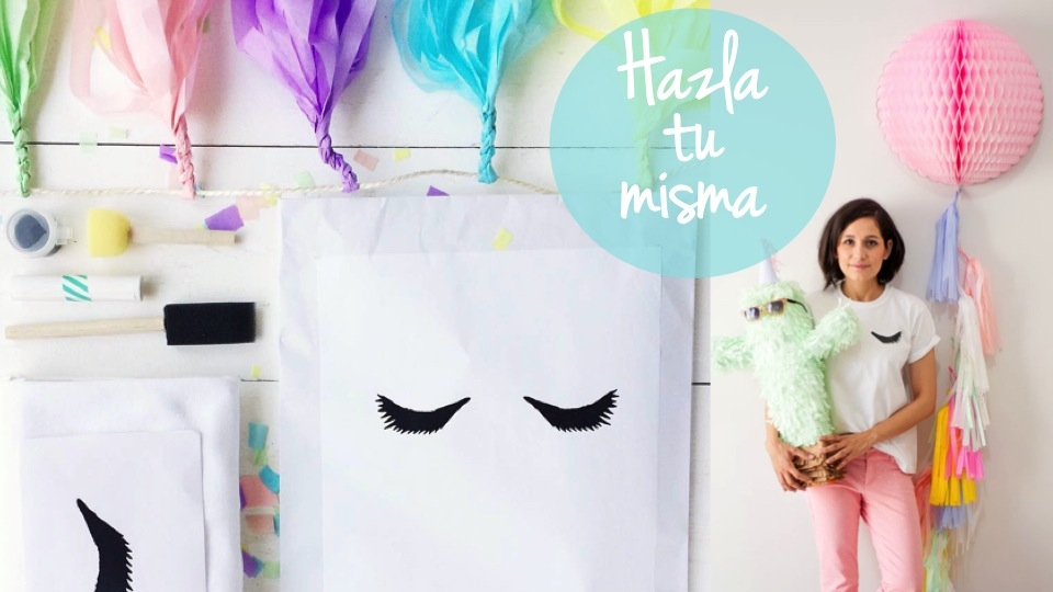 Kit DIY Playera de Pestañas