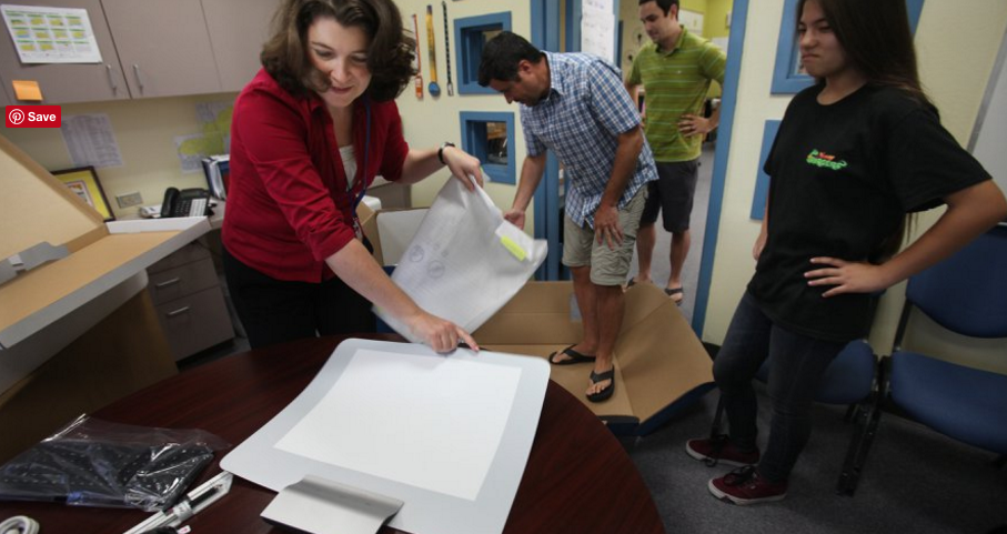 Bonsall High School's new principal grounded in technology