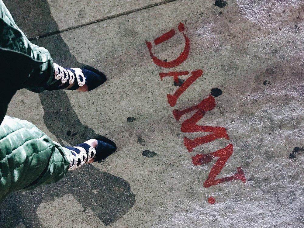 Shoes: JenniferLe | Kimono suit: Daya by Zendaya | Choker: Disclothesure