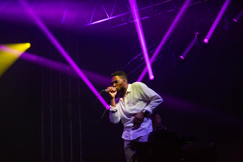 Gallant // Bonnaroo 2017