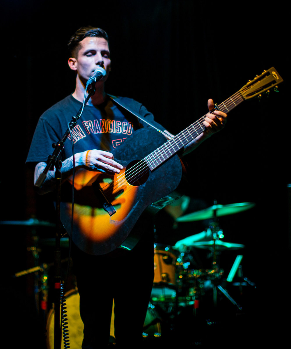 Devin Dawson // The High Watt