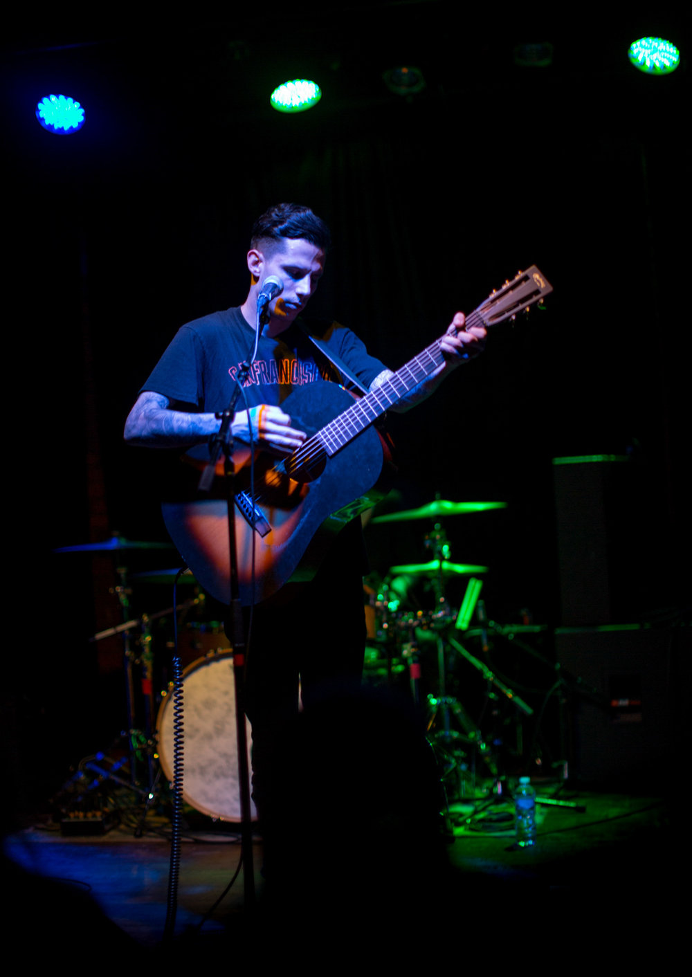 Devin Dawnson // The High Watt
