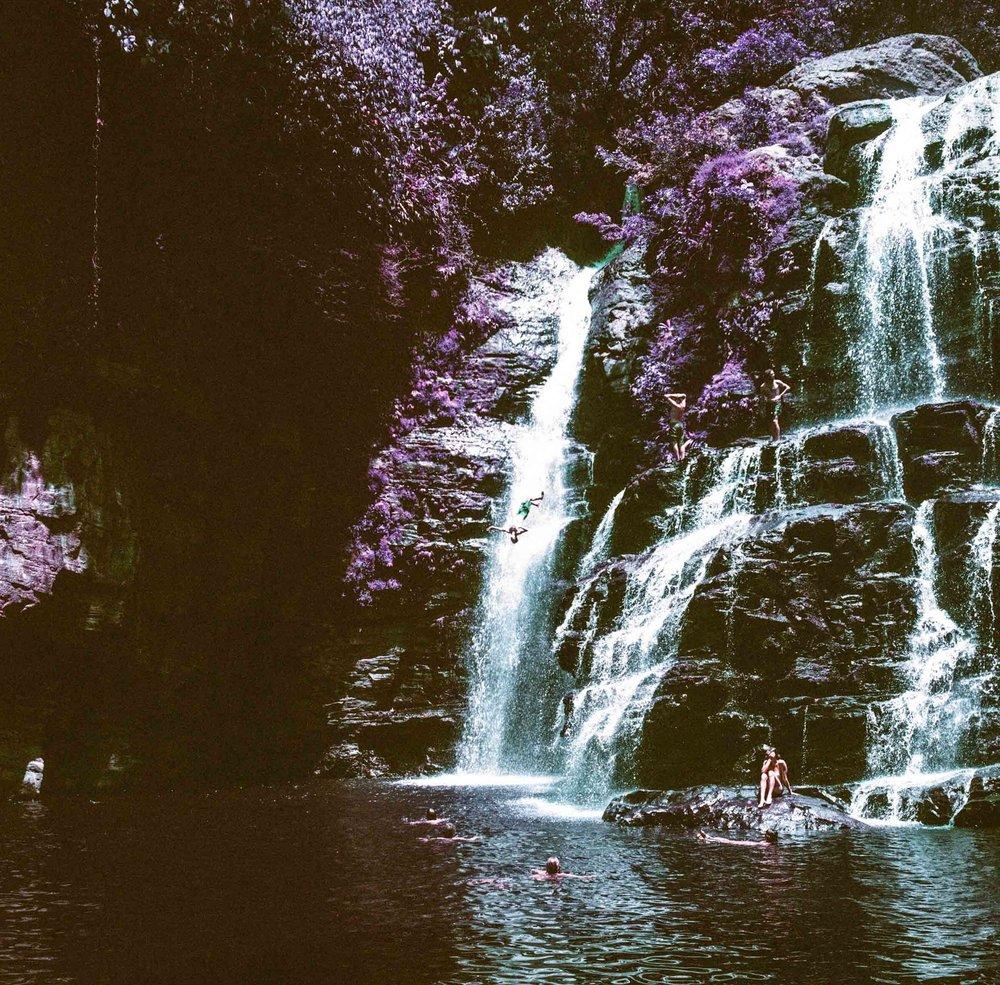 Nauyaca Falls, Dominical, Costa Rica