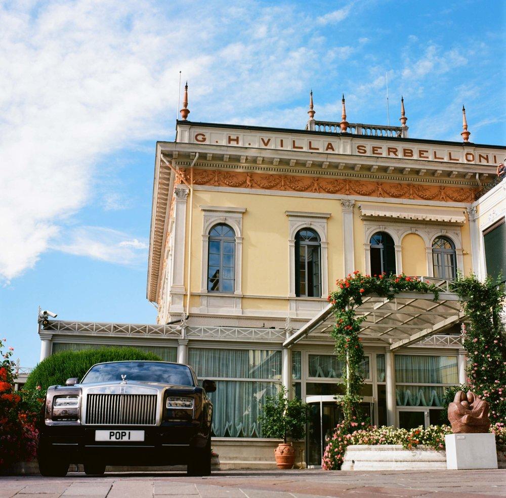 Grand Hotel Villa Serbelloni, Bellagio, Italy