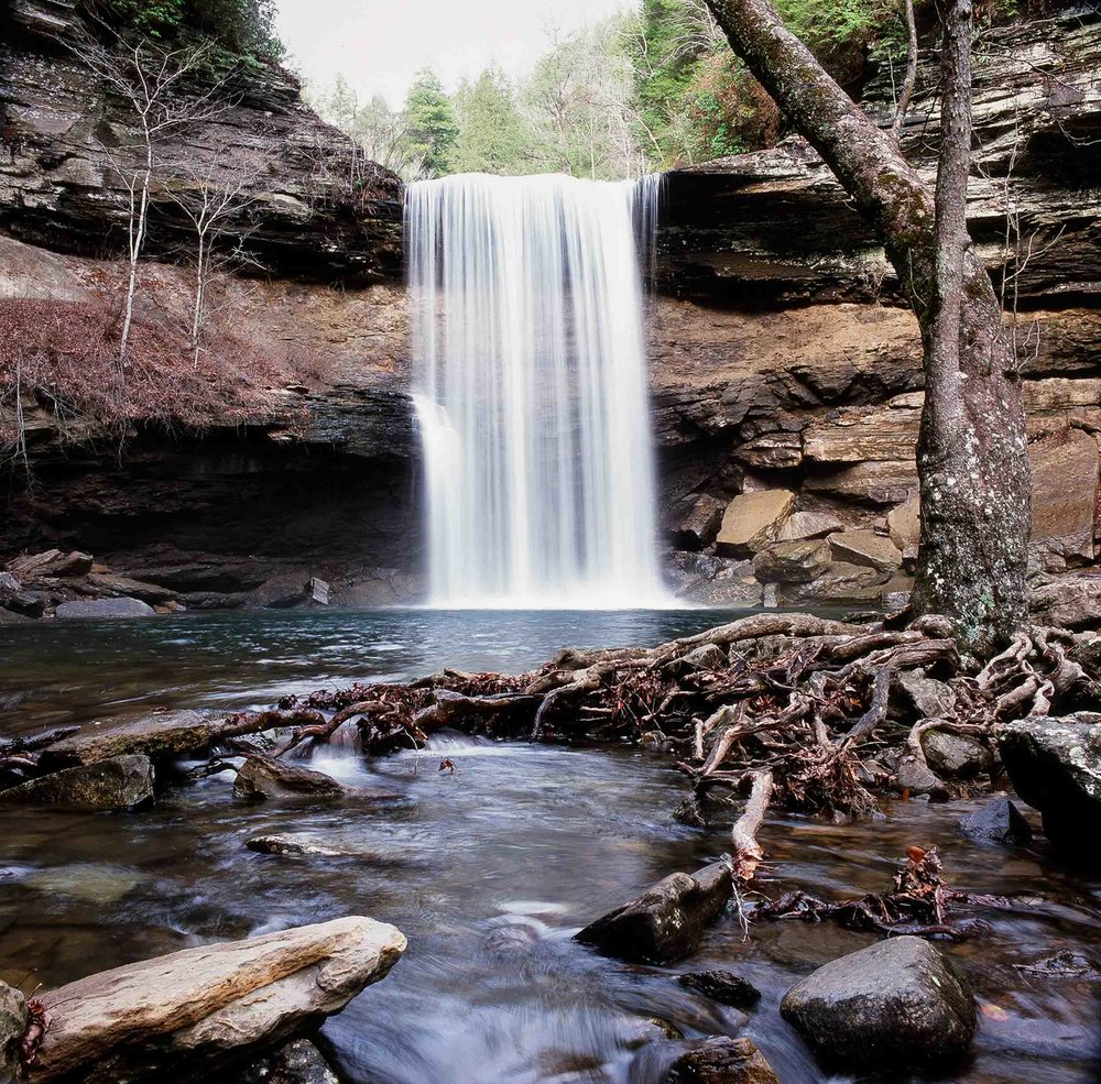 Greeter Falls, Palmer, TN