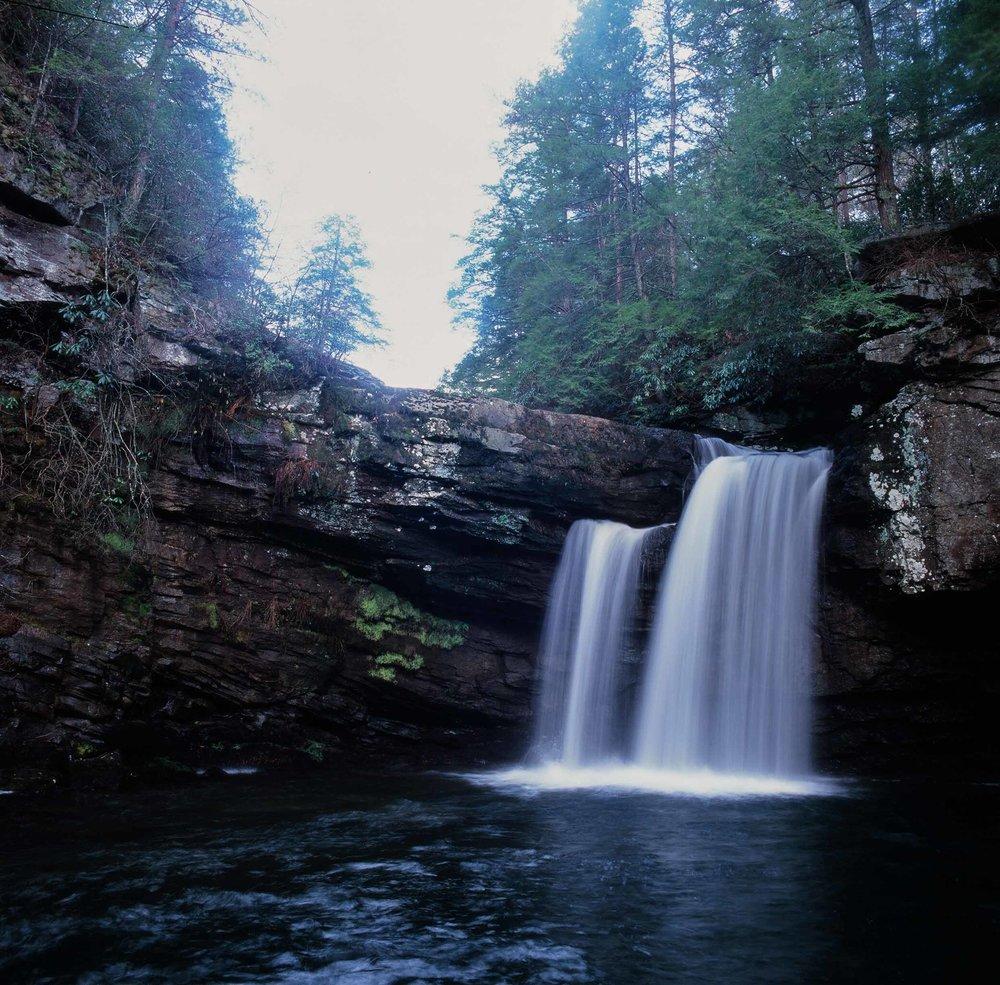 Savage Falls, Palmer, TN