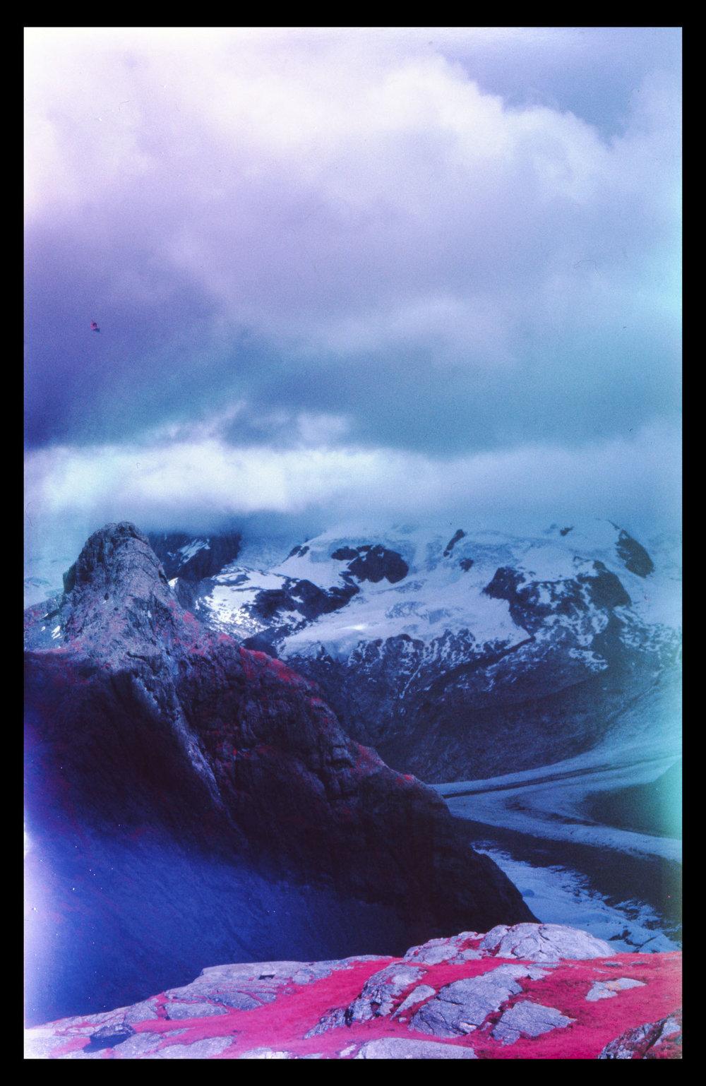Aletsch Glacier, Swizerland