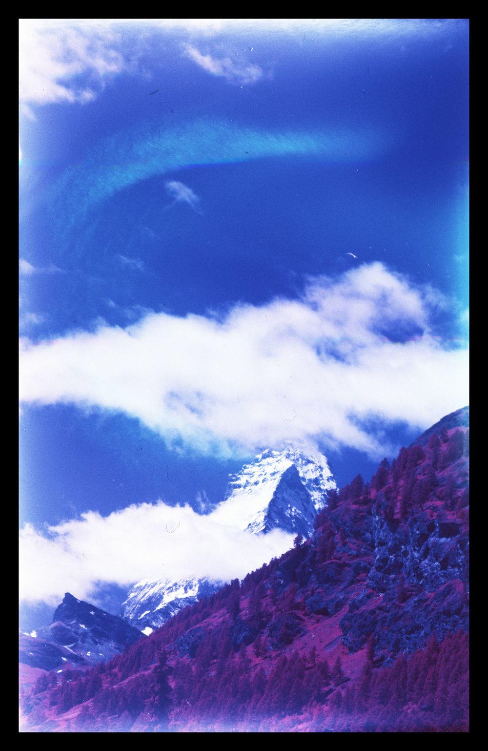 The Matterhorn, Zermatt, Switzerland