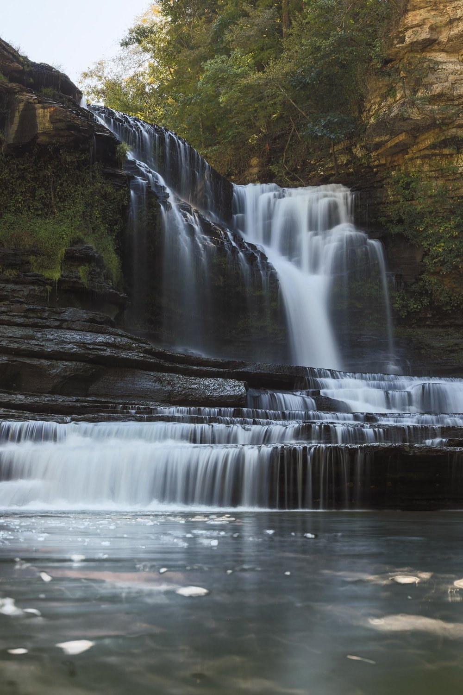 Cummins Falls State Park, TN