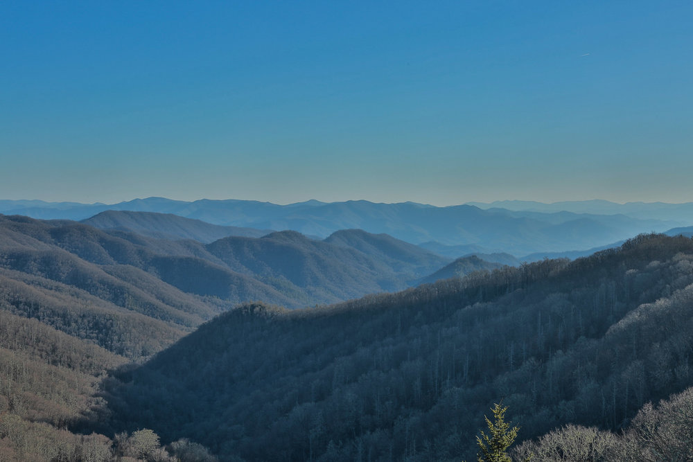 Great Smokey Mountain National Park, TN