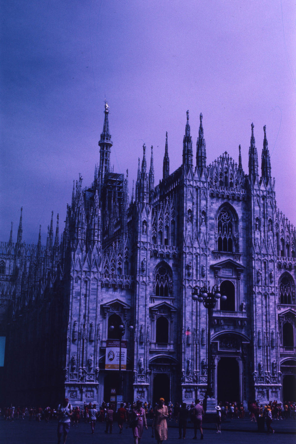 Milan Cathedral, Milian, Italy
