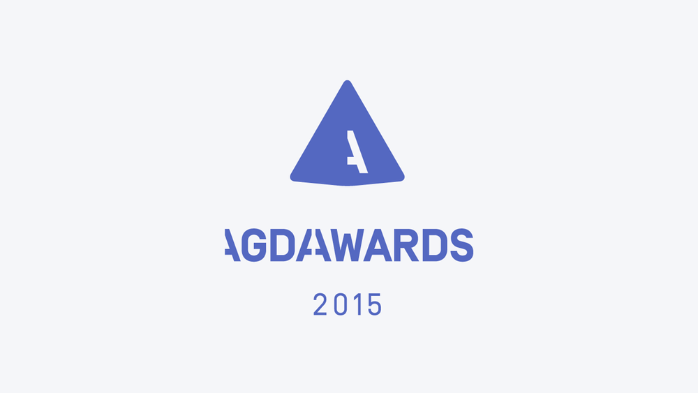 AGDA Awards Finalist