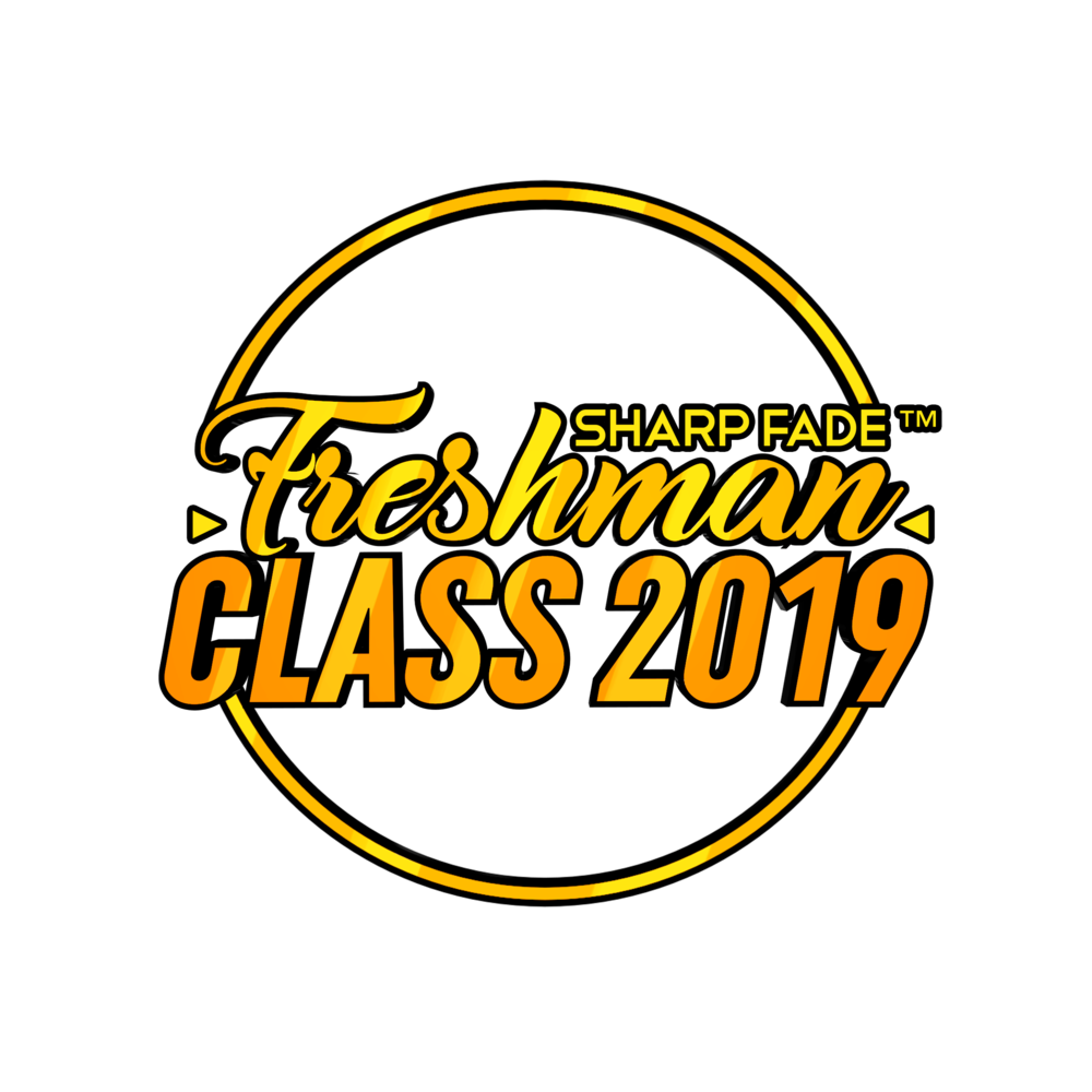 FRESHMAN CLASS 2019 - Dedicated to the up and coming barbers, the Sharpfade Freshman class gives barbers with less than 25k followers an opportunity to be seen by hundreds of thousands around the world. Plus being published on one of the most recognized magazines in the barber industry BarberEvo magazine. Sign up now to have the chance to bethis years SF Freshman class.