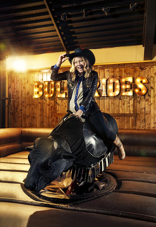 36-Ride the Bull