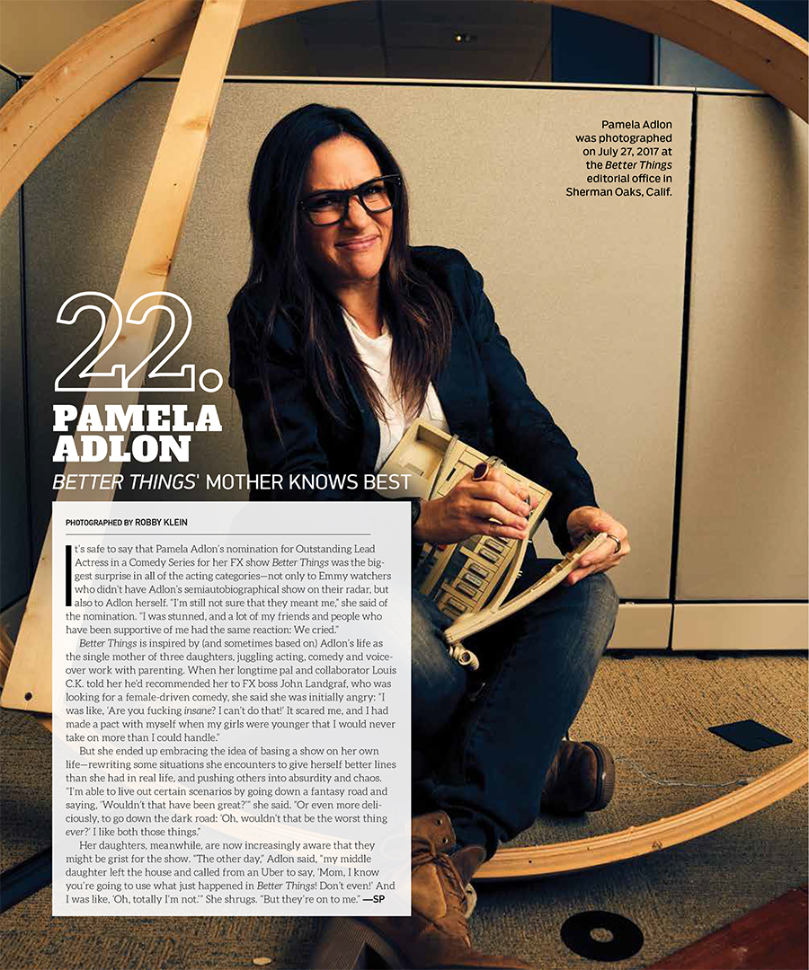 PAMELA ADLON EmmyWrap Down To The Wire HOTLIST.jpg