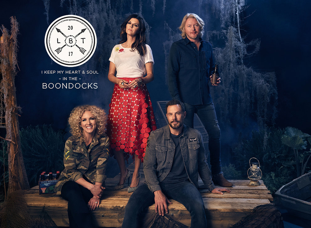 Little Big Town- Boondocks