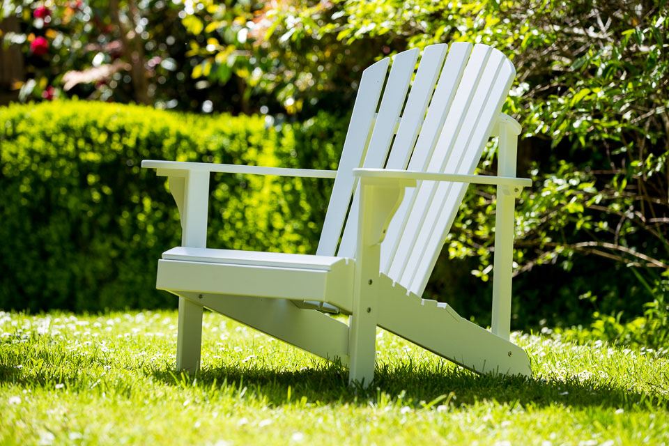 Classic Chair 1. The Porch | Unique Wooden Outdoor Furniture