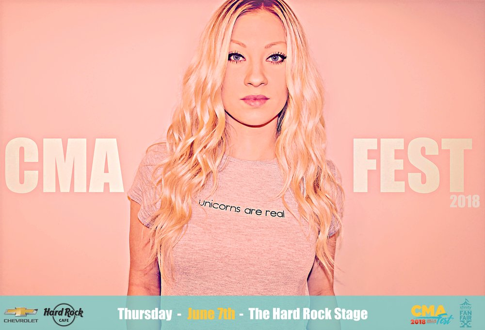 CMA FEST 2018 - The Hard Rock StageNashville, TN