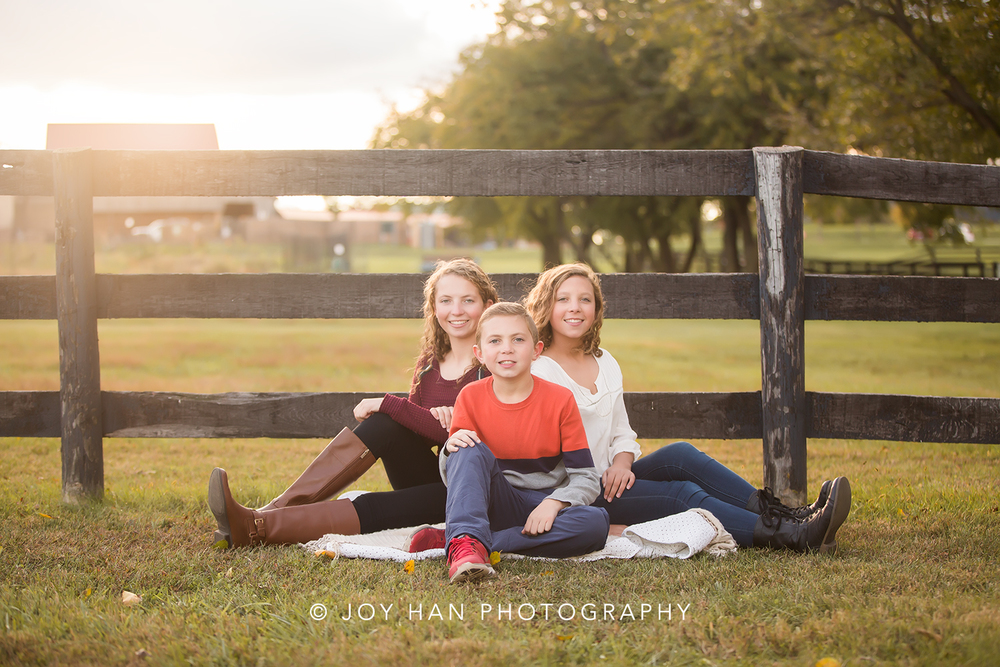 family photographer in fairfax va