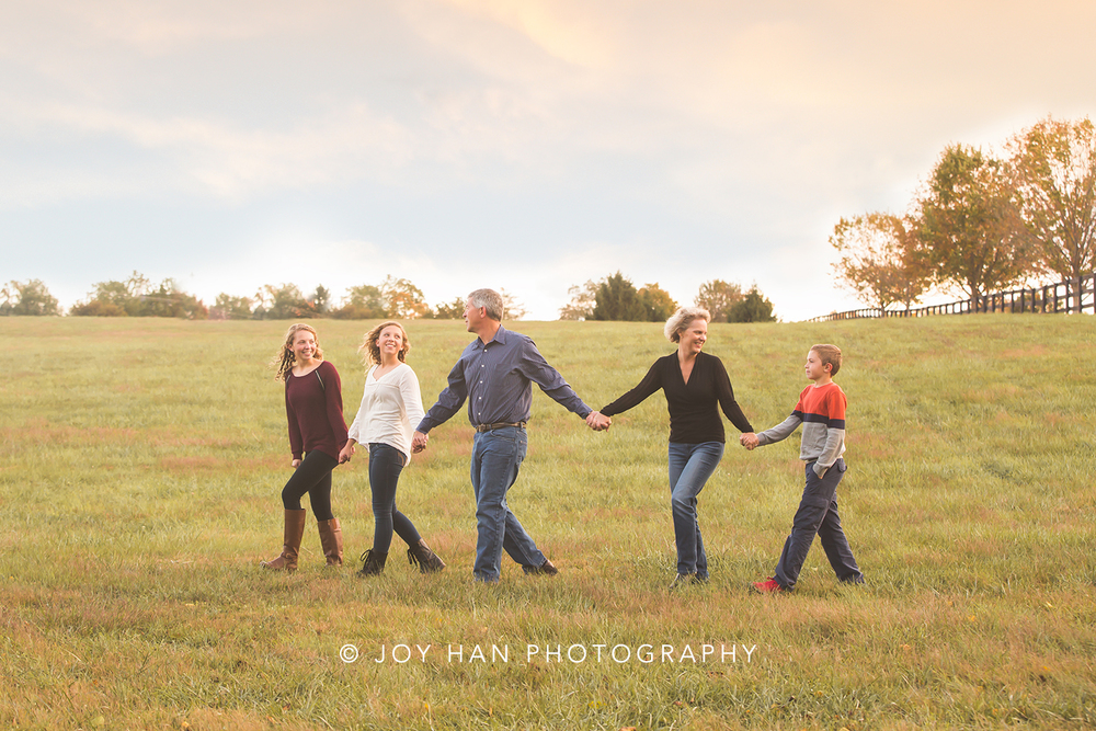 family photographer in ashburn va