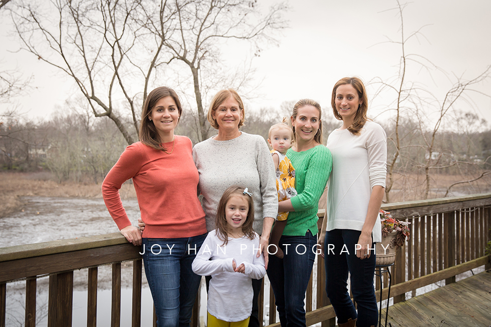 Extended Family Photographer in Northern VA